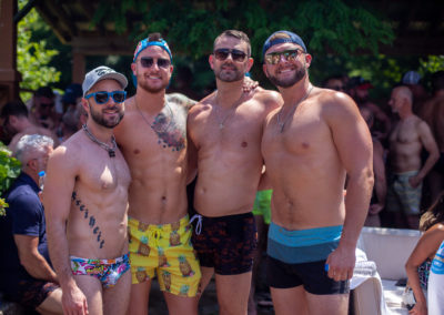 popular vacation destinations gay
