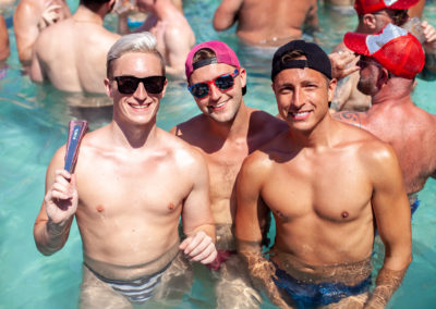 pool party gay