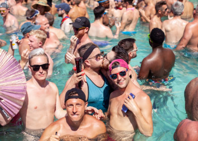 gay pool parties