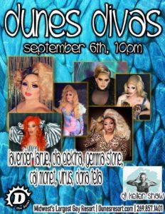 Dunes Divas Sept 6